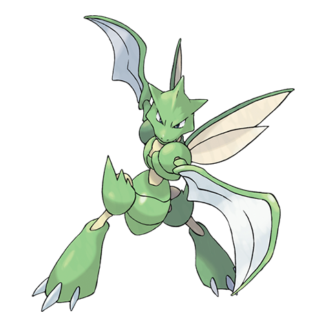123Scyther