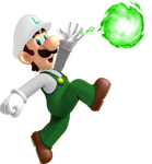 Fire Luigi