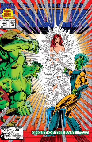Incredible Hulk Vol 1 400