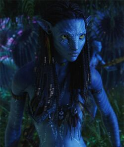 Neytiri nazachema