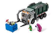 Lego Toy Story 3 7599 Лего История игрушек 3 Побег на мусоровозе.