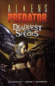 388px-Alien-Predator - Deadliest of the Species - cover
