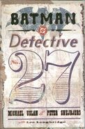 Batman Detective No 27