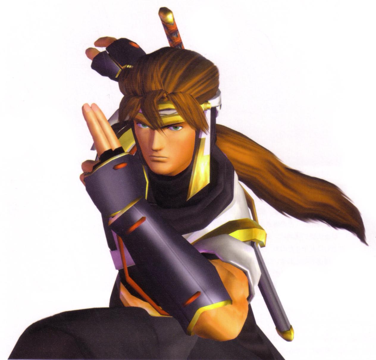 Ryu Hayabusa s Face Ryu Hayabusa Face