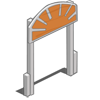 Welcome Sign-icon