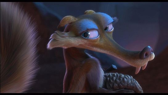 Scratte - The Ice Age ... Ice Age 5 The Revenge Of Red Horn Momma Dino