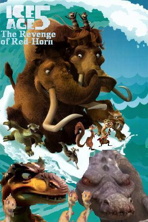 ice age red horn - photo #7