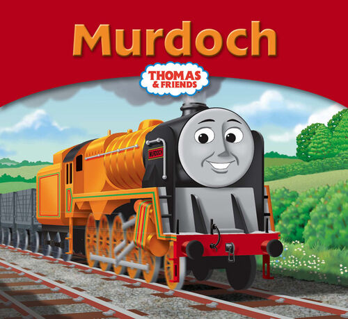 Murdoch Story Library Book Thomas The Tank Engine Wikia