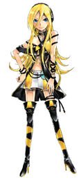 Illu Vocaloid Lily