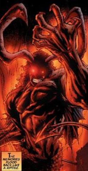 satan  spawn  - villains wiki