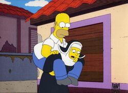 The Simpsons 1315 Blame it On Lisa