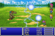 FFV Lightning Scroll
