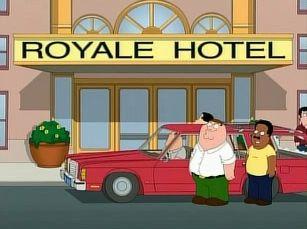 Family Guy - Rizk Casino