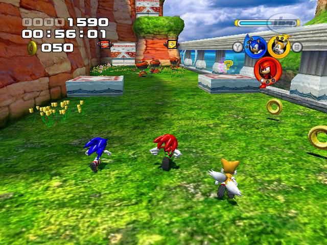 Sonic Heroes RIP - Mediafire