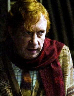 Arthur Weasley HBP