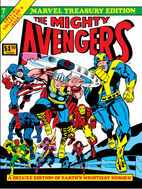 Marvel Treasury Edition Vol 1 7