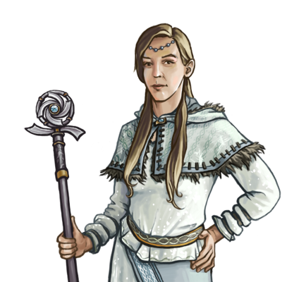Image Human Mage White Female Potrait Png Wesnoth Wiki