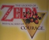 The Legend of Zelda - Mystical Seed of Courage (logo)