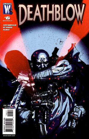 Cover for Deathblow #6
