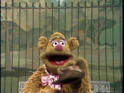 Fozzie&#39;s opening joke