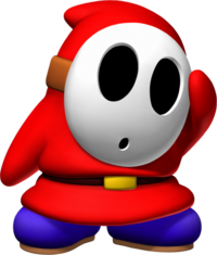 Shy Guy MSS