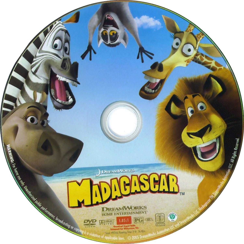 madagascar dvd 2005 widescreen - photo #14