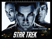 Star Trek The Deluxe Edition cover