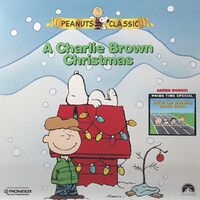 CharlieBrownXmasLaserdisc