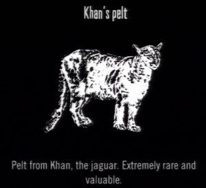 Animals Khan Pelt