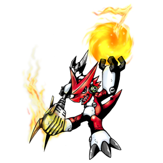 Shoutmon b