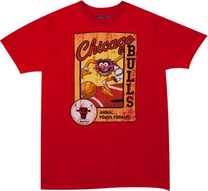 ChicagoBullsAnimal-MuppetShirt