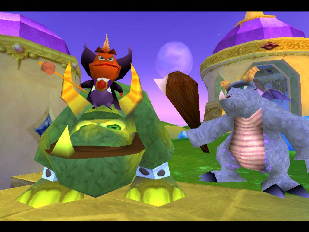 Ripto - The Spyro Wiki - Spyro, Sparx, The Legend of Spyro, Skylanders