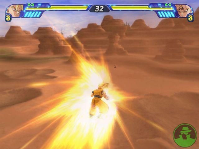 Crossover//Civilian: Beat Kisaragi Goku_Dragon_Dash