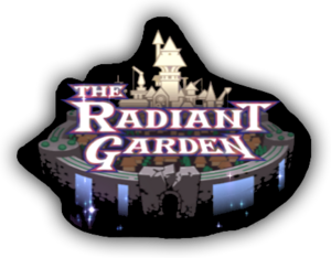 Radiant Garden Logo KHII