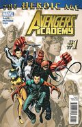 Avengers Academy Vol 1 1