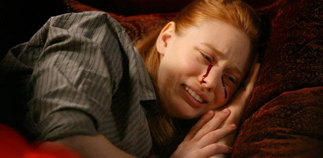Jessica crying