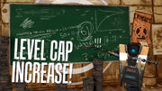 Level Cap INcrease