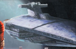 Darth Revan's flagship