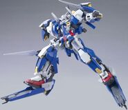 Gunpla Exia Avalanche Dash
