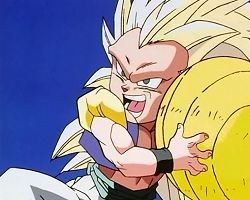 Gotenks Buu Ball 01