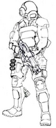 CNCTW Early Commando Concept Art 2