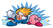 Knucklejoe&amp;kirby