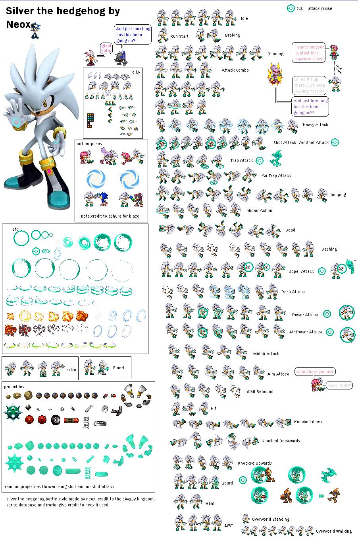 User Blog Moon The Hedgehog Silver The Hedgehog And Blaze