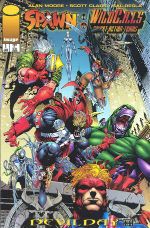 Spawn Wildcats 1