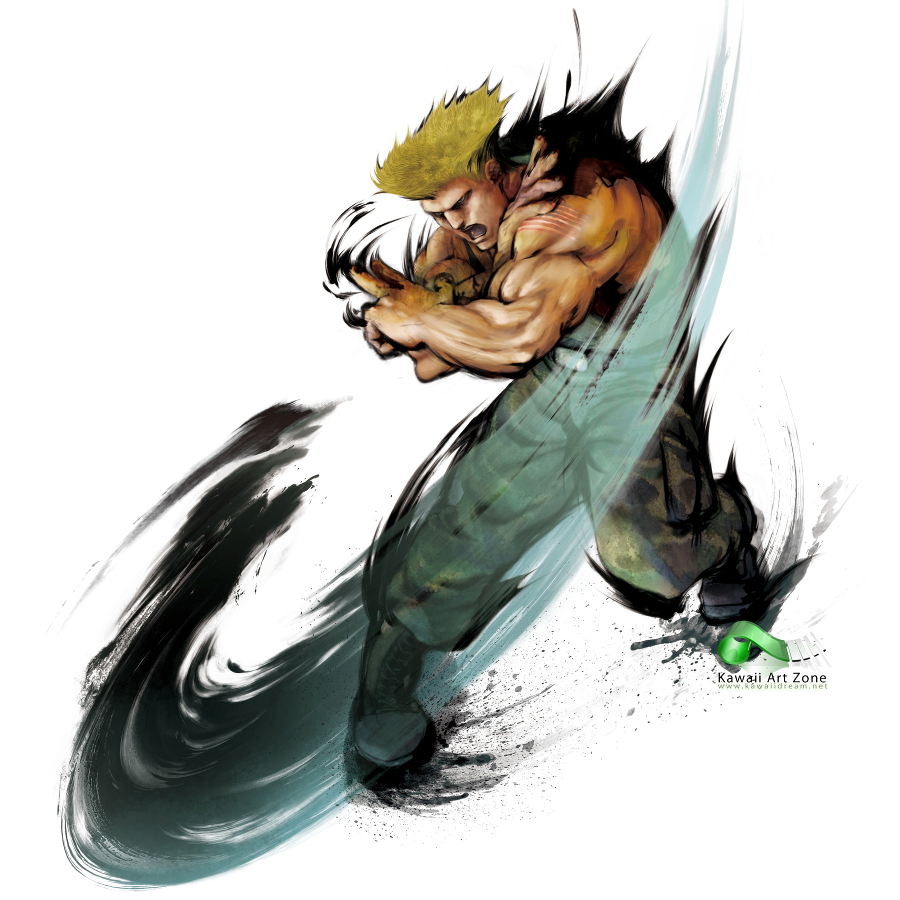 Image of Guile s Stage Theme