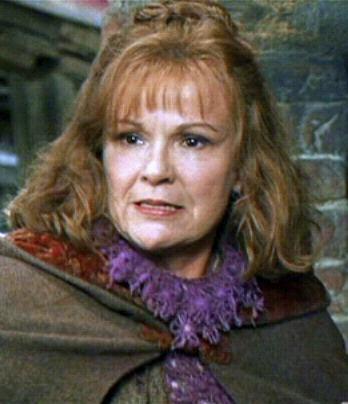 molly weasley harry potter wiki