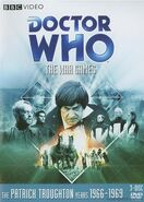 Doctor Who The War Games region 1