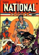 National Comics Vol 1 21