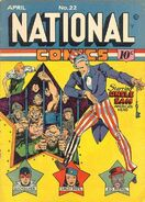 National Comics Vol 1 22