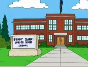 Family Guy Mrs_ Lockhart http://familyguy.wikia.com/wiki/Buddy_Cianci_Junior_High_School